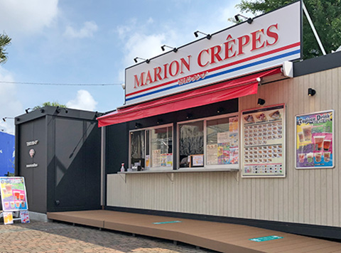Marion Crepe